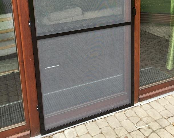 Moskitiery Otwierane Do Drzwi Balkonowych I Tarasowych